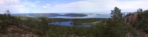 Der Skuleskogens Nationalpark