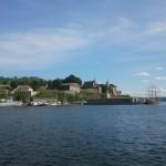 Die Festung im Hafen
