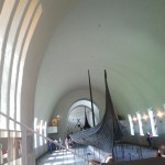 Im Vikingerschiffmuseum