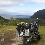 kleine Episode, die die Vorbereitungen zu unserer Reise zum Nordkapp zeigt