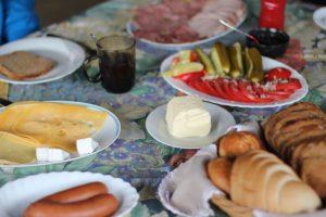 Breakfast at Sophias